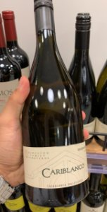 Vinho Chileno Kingston Vineyard Cariblanco 750ml