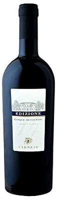 Vinho Italiano Farneze Edizione Tinto 750ml