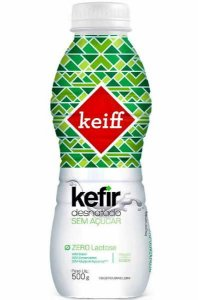 Kefir Keiff Desnatado S/Açúcar 500g