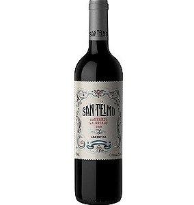 Vinho Argentino San Telmo Cabernet Sauvignon Tinto 750ml