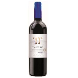 Vinho Chileno Tantehue Merlot Tinto 750ml