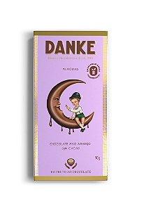 Chocolate Danke 63% Cacau Meio Amargo 90g