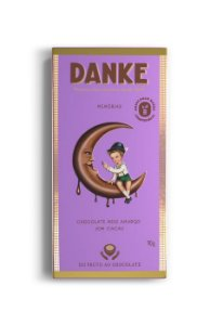Chocolate Danke 70% Cacau Meio Amargo 90g