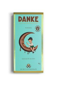 Chocolate Danke Ao Leite 90g