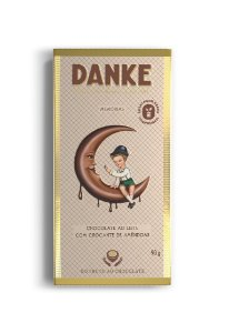 Chocolate Danke Crocante Amendoas 90g