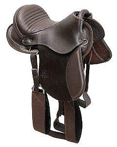 Sela Australiana para Cavalgada Allas - Luxo Completa