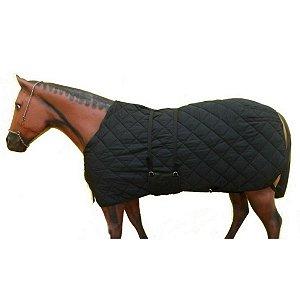 Capa de Inverno para Cavalo Preta