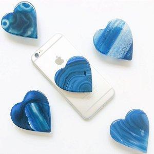 Pop Ágata Coração Azul