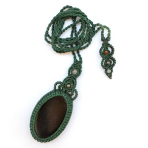 Amuleto de Obsidiana Arco-íris