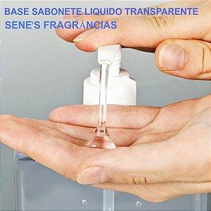 APR/0076 Base P/ Fab. de Sabonete Liquido Transparente