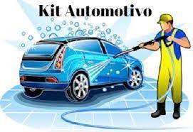Kit Cheirinho para Carro 1 litro