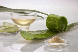 Ext. Glicolico de Aloe Vera