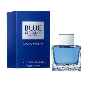 STD/0298 Essência Contratipo Blue Sedution Antonio Bandeira