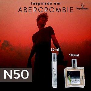 Perfume Tulipa Negra N 50 - Abercrombie & Fitch