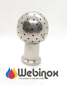 Spray Ball Fixo 360G TC 3/4""