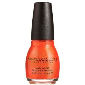 Courtney Orange - 30 - SinfulColors