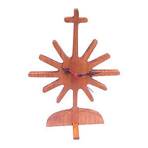 Relógio Ostensório Marrom