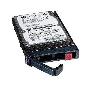 "Hd Servidor HP 450Gb Sas 6G 10K 2.5"" 581310-001"