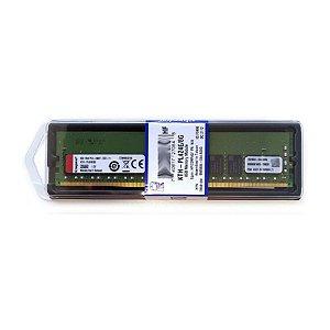 Memoria Servidor 8Gb Ddr4 2400 Ecc Udimm KTH-PL424E/8G