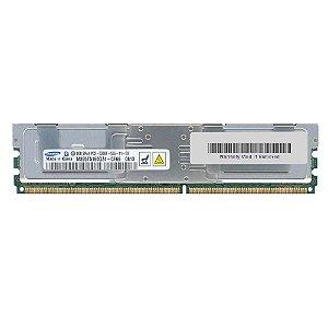 Memoria Servidor 4Gb Ddr2 667 Ecc Fbdimm M395T5160QZ4-CE66