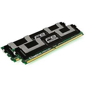 Memoria Servidor Dell Kit 2X8Gb Ddr2 667 Ecc Fbdimm Ktd-Ws667/16G