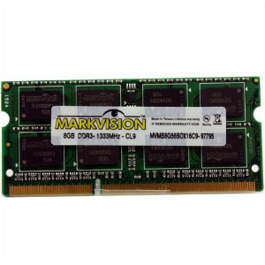 Memoria Notebook 8Gb Ddr3 1333 Sodimm