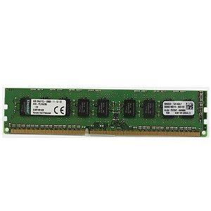 Memoria Servidor 8Gb Ddr3 1600 Ecc Udimm Kth-Pl316E/8G