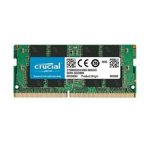 Memoria Notebook 4Gb Ddr4 2400 Sodimm Ct4G4Sfs824A