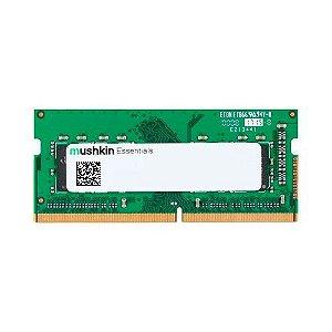 Memoria Notebook 4Gb Ddr4 2666 Sodimm Mes4S266Kf4G