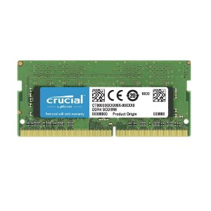 Memoria Notebook 8Gb Ddr4 2666 260P Sodimm CT8G4SFRA266