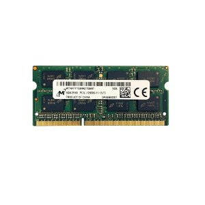 Memoria Notebook 8Gb Ddr3L 1600 Sodimm MT16KTF1G64HZ-1G6