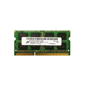 Memoria Notebook 4Gb Ddr3L 1600 Sodimm Mt8ktf51264hz-1g6p1