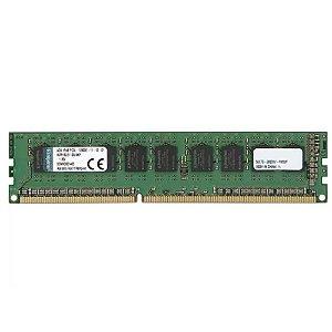 Memoria Servidor 4GB Ddr3L 1600 Ecc Udimm KVR16LE11S8/4kf