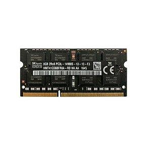 Memoria Notebook 8Gb Ddr3L 1866 Sodimm HMT41GS6BFR8A-RD