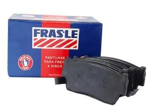 PASTILHA FREIO TRASEIRA RENEGADE - PD1496