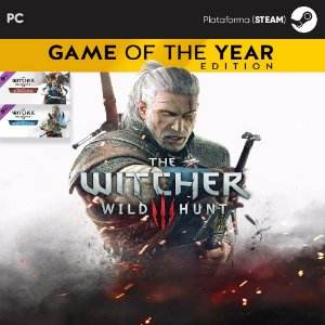 Jogo The Witcher 3: GOTY (Mídia Digital) - PC