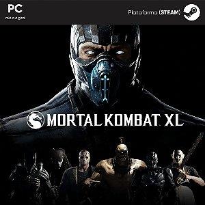 Jogo Mortal Kombat XL (Mídia Digital) - PC