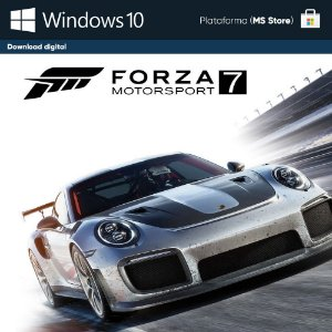 Jogo Forza Motorsport 7: Standard Edition (Mídia Digital) - PC