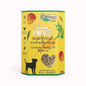 All Love - Superfood | Cenoura, Manga & Tapioca 150g