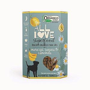All Love - Superfood | Maracujá, Banana & Camomila 150g