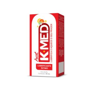Gel K-Med Hot 30ml
