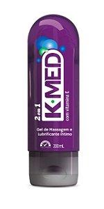 Gel K-Med 2 em 1 - 200 ml