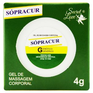 SÓPRACUR CREME ANAL 4G SECRET LOVE