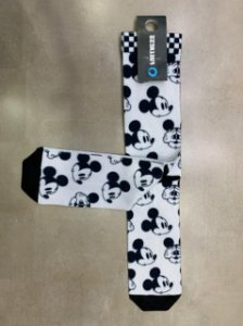 Meia Fullness Mickey Mouse
