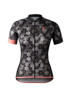 Camisa Ultracore Fem New Abstract