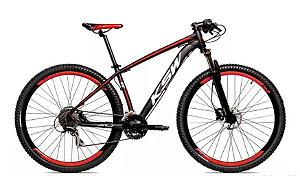 Bicicleta MTB Alum 29 KSW 24 Vel XLT Hidráulica Shimano