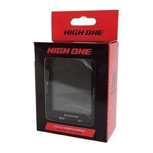 Ciclo Computador High One 20 Funções Wireless