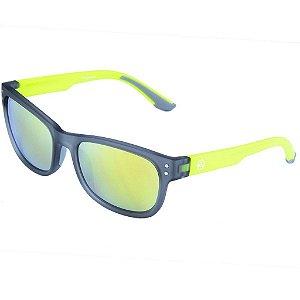 Óculos Absolute After Verde Lente Marrom Espelhado