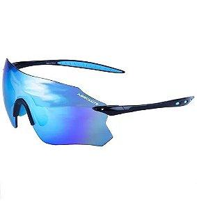 Óculos Absolute Prime SL Preto/Azul Lente Azul