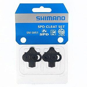 Taquinho Shimano P/Pedal Mtb SH51